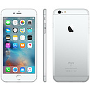 Apple iPhone 6s Plus, 64GB, Silver