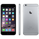 Apple iPhone 6s Plus, 32GB, Space Gray