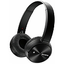 Sony MDR-ZX330BT, Bluetooth, Black