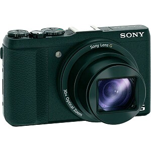 Sony DSC-HX60, Black