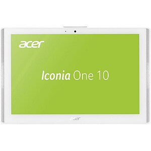 "Acer Iconia One 10 (B3-A40) White, 10.1"" IPS, 1.3GHz Quad-Core, 2GB, 16GB, Android 7.0"
