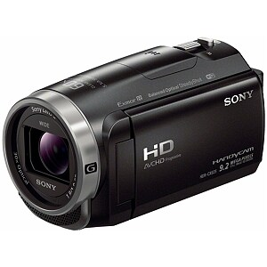 Sony HDR-CX625B, Black