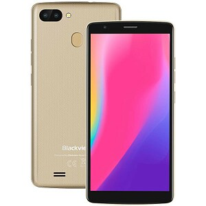 Blackview A20 Pro, 16 GB, Gold