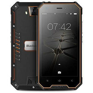 Blackview BV4000 Pro, 16 GB, Orange
