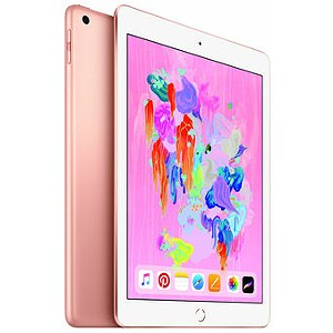 Apple iPad, Wi-Fi, 32GB, Gold