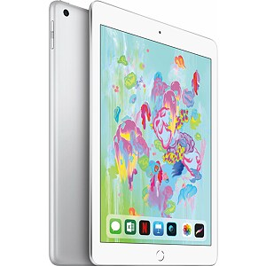 Apple iPad, Wi-Fi, 128GB, Silver
