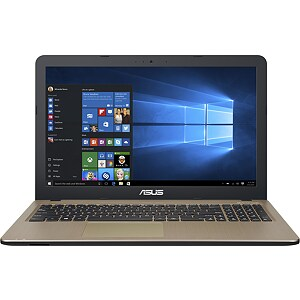 "Asus X540LA-DM1082T Chocolate Black, 15.6"" FHD, Core i3-5005U, 4GB, 500GB, Windows 10 Home"