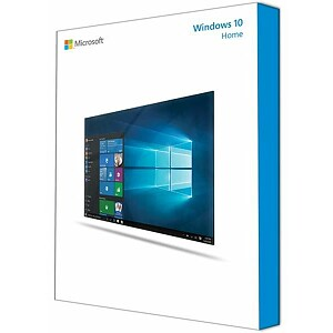 Microsoft Windows 10 Home, 32bit, English, OEM