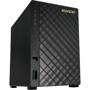 Asustor AS3102T, 2-bay