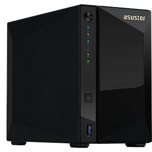 Asustor AS4002T, 2-bay
