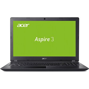 "Acer Aspire 3 A315-31 Black, 15.6"" HD, Pentium N4200 1.1GHz, 4GB, 128GB SSD, Windows 10 Home"