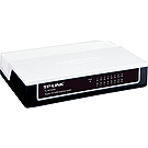 TP-LINK 16-PORT 10/100 SWITCH (PLASTIC)