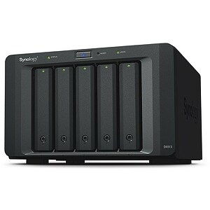 Synology Expansion Unit DX513, 5-bay