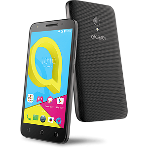 Alcatel U5, Cocoa Gray