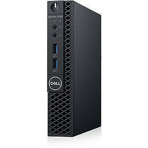 Dell OptiPlex 3060 Micro, Core i5-8500T, 8GB, 256GB SSD, Intel UHD Graphics 630, Microsoft Windows 10 Pro, Eng Keyboard