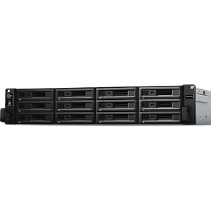 Synology RackStation RS2418+, 12-bay