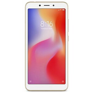 Xiaomi Redmi 6A, 16GB, Gold
