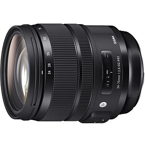 Sigma 24-70mm F2.8 DG OS HSM, for Canon, Art