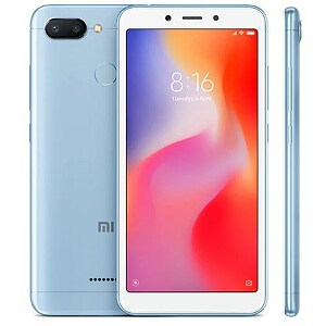 Xiaomi Redmi 6, 32GB, Blue