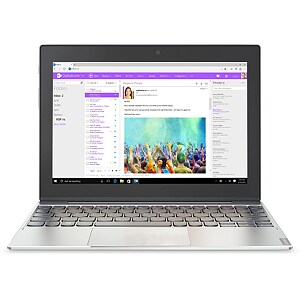 "Lenovo Miix 320-10ICR Plainum Silver, 10.1"" HD IPS Touch, Atom x5-Z8350, 2GB, 32GB eMMC, Windows 10 Pro"
