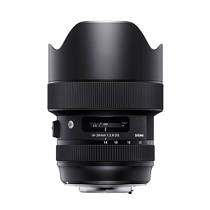 Sigma 14-24 mm f/2.8 DG HSM, for Canon, Art