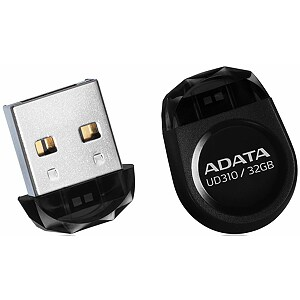 ADATA DashDrive Durable UD310, 16GB, Black