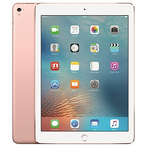 "Apple iPad Pro, 9.7"", Wi-Fi + Cellular, 32GB, Rose Gold"