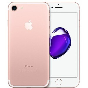 Apple iPhone 7, 256GB, Rose Gold