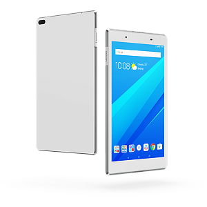 "Lenovo Tab4 8 TB-8504X White, 8"" HD IPS, Snapdragon 425, 2GB, 16GB, LTE, Android 7.1"