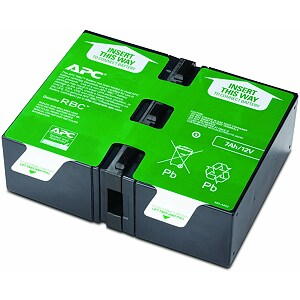 APC Replacement Battery #124