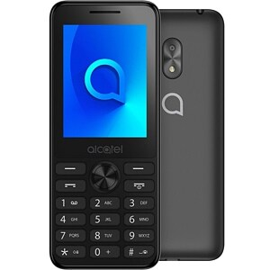 Alcatel 2003D, Dark Grey