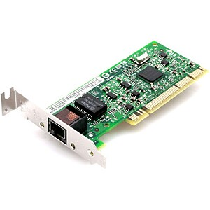 Intel Pro/1000 GT Desktop Adapter, LP, Bulk