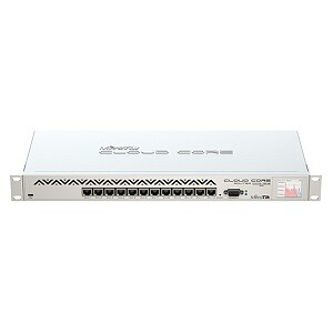 MikroTik Cloud Core Router CCR1016-12G