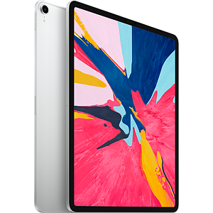 "Apple iPad Pro 2018 12.9"", Wi-Fi, 64GB, Silver"