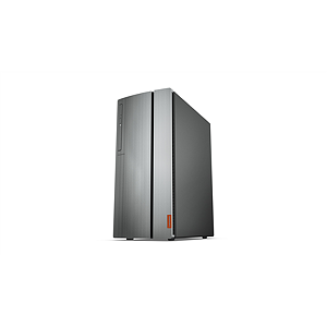 Lenovo IdeaCentre 720-18ASU, Ryzen 5 1400, 8GB, 128GB SSD + 1TB, RX560, Windows 10 Home