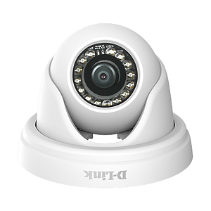 D-Link DCS-4802E/UPA FHD Outdoor Mini Dome Camera