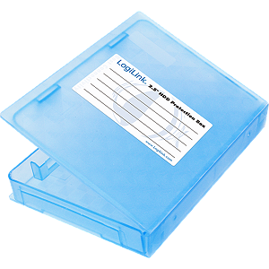 "Logilink HDD Protection Box for 2.5"" HDDs"