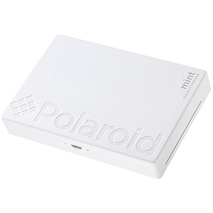 Polaroid Mint, White