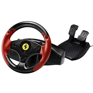 Thrustmaster Ferrari Racing Wheel Red Legend Edition (for PlayStation 3 and PC)